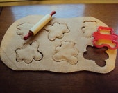 Felt Food Set: Cookie Dough with Apron