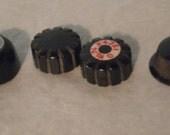 Vintage Electronic Knobs