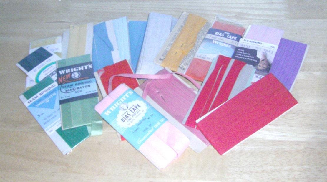how to use seam binding tape