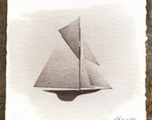RJ's Sloop Van Dyke Brown No. 147