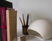 Shell Lamp white