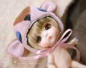 jiajiadoll bambi deer hat fit Lati white pukipuki