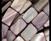RECTANGLE SHELL Beads - GM215