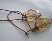 Cocoa earrings 365