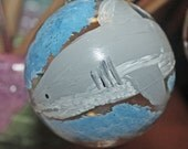 Shark Hand-Painted Ornament