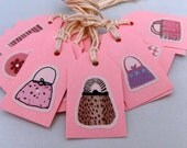 Gift Tags - I Need A New Purse (Set of 17)