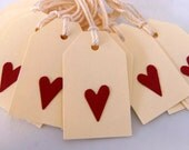 Gift Tags - Have a Heart (Set of 20)