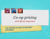 BACK TO SCHOOL co-op pricing