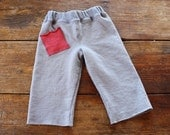 Organic Blissful Busy Pant--ready to go