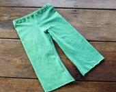 Organic Every Wear Pants-clover green