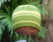 SALE - Handknit Merino Hat