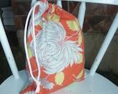Produce Bag Set - Chrysanthemum
