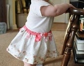Twirl Tag Baby Skirt Size 6 to 18 months-- SALE -