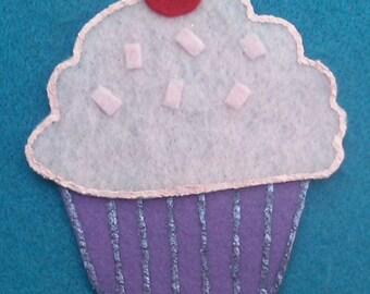 Five Little Cupcakes Flannel Board Felt Board Story