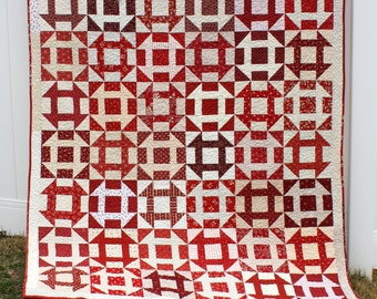 Fast Churn Dash QUILT PATTERN