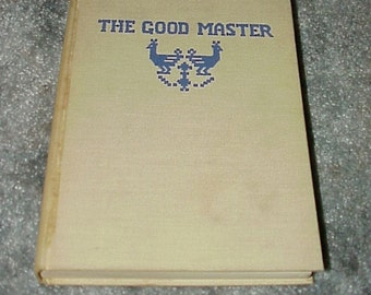 Vintage Book--The Good Master--HC--Kate Seredy--Illustrated--True 1936 Edition--Storybook
