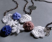 Spring is Here-Long Necklace