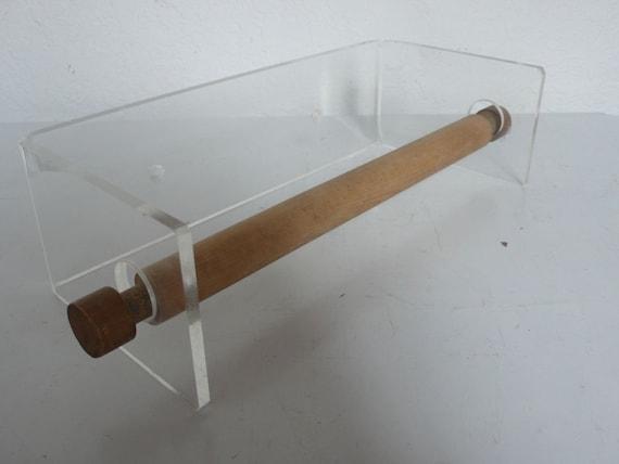acrylic paper towel holder. Black Bedroom Furniture Sets. Home Design Ideas