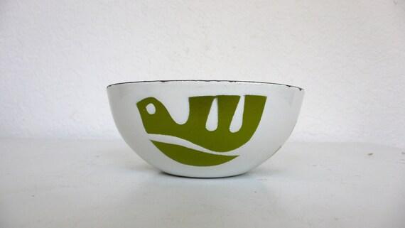 Hanova of Pasadena Enamel Bowl