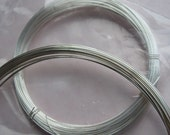 22g Silver Filled German Jewelry Wire