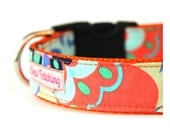 1 Inch Wide Dog Collar Royale