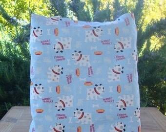 Will Bark For Food Kids Reversible Tote Bag