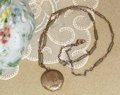 Solace Vintage Locket Necklace