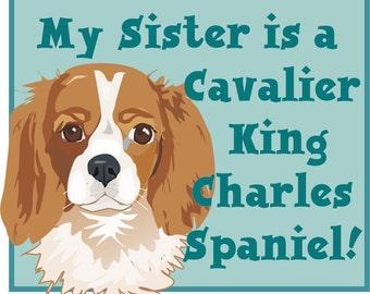 Cavalier King Charles Spaniel Blonde Bodysuit/Baby Clothes/Baby Boys' Bodysuit/Baby Girls' Bodysuit/Baby Shower Gift/Toddler tee shirt