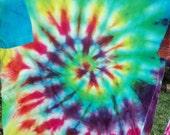 Rainbow Swirl Tie Dye Shirt