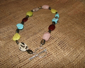 Subtle Earth Necklace