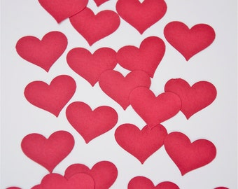 100 Heart Die Cuts, Embellishments --That's Amore