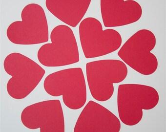50 Pieces Hearts.