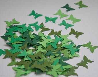 100 Delicate Butterflies