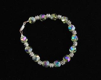 Glass Bead Bracelet. Listing  40077835