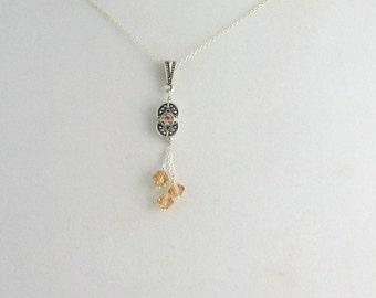 Crystal Bridal Jewelry. Listing  45860702
