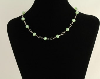 Bridal Necklace. Listing  65602423
