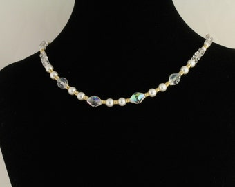 Pearl Necklace Set. Listing  68444517