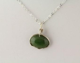 Jade Pendant. Listing 101376032