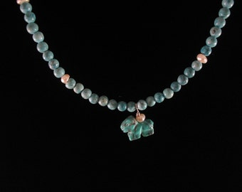 Soapstone Necklace. Listing  20856673