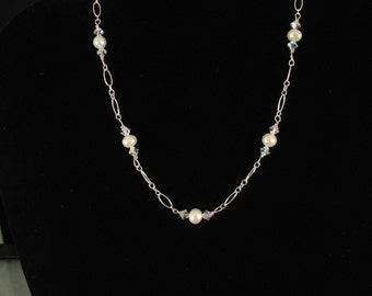 Freshwater Pearl Necklace. Listing  23014907