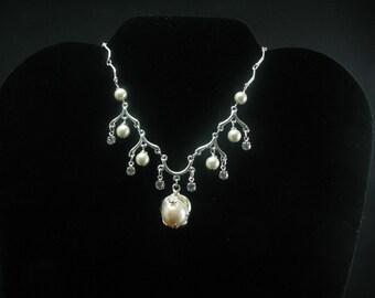 Bridal Necklace Set. Listing  32889458