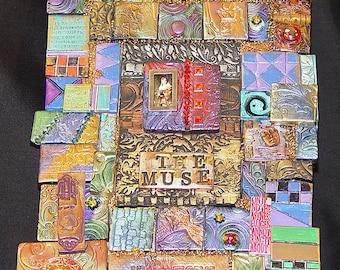 The Muse Mosaic Shrine