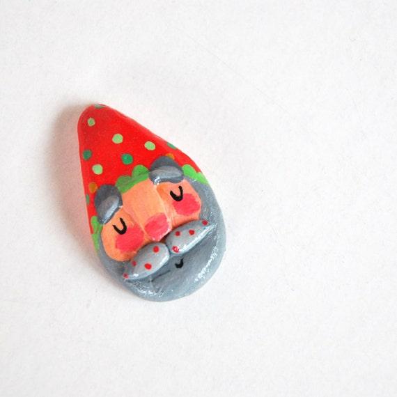 fridge magnet  gnome