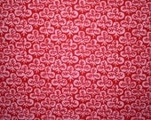 Kaffe Fassett, Clover in Red GP73 - 1 Yard Clearance