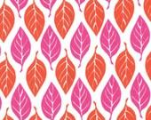 Kate Spain for Moda, Terrain, Leaves in Bloom 27097.23 - 1/2 Yard