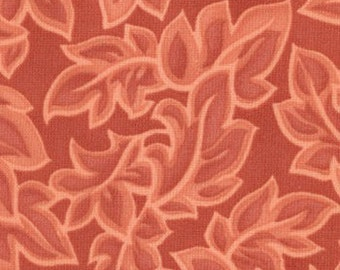 Lila Tueller for Moda, Spirit, Tranquility in Coral 11435.17 - 1/2 Yard