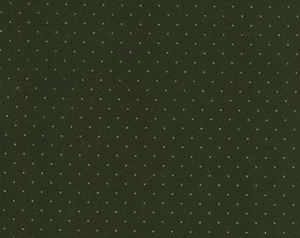 American Jane for Moda, Pin Dot in Magic Hat Black 21098.45 - 1 Yard