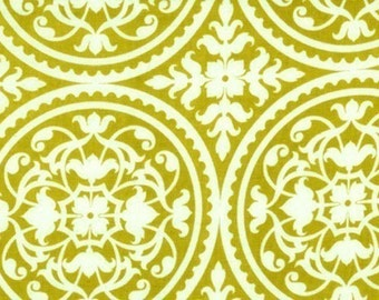Joel Dewberry, Chestnut Hill, Ironwork in Ochre -1 Yard Clearance