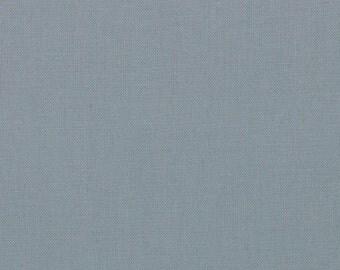 Moda, Bella Solids in Steel 9900.184 - 1 Yard Clearance
