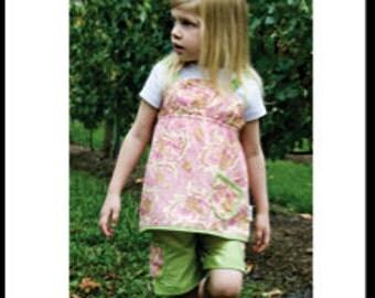 Make It Perfect Sewing Pattern, Bloom Tunic and Shorts Set